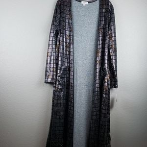 LuLaRoe | NWT Women's Long Duster Size L